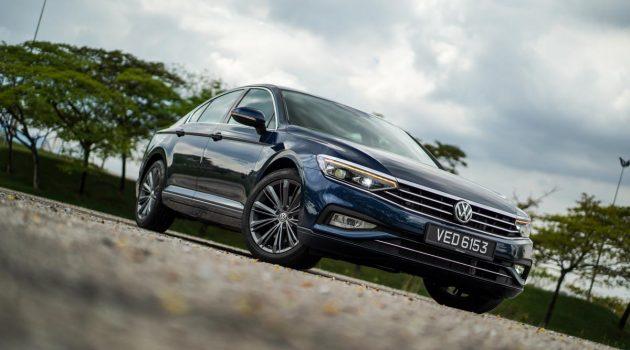 Volkswagen Passat Elegance ,多了一份成熟优雅