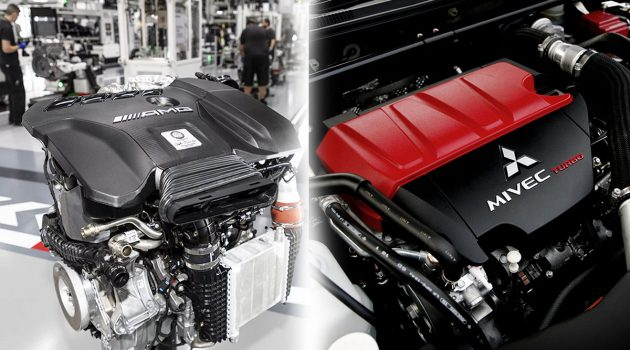 4B11T VS M139 ,谁是最强的2.0L涡轮引擎