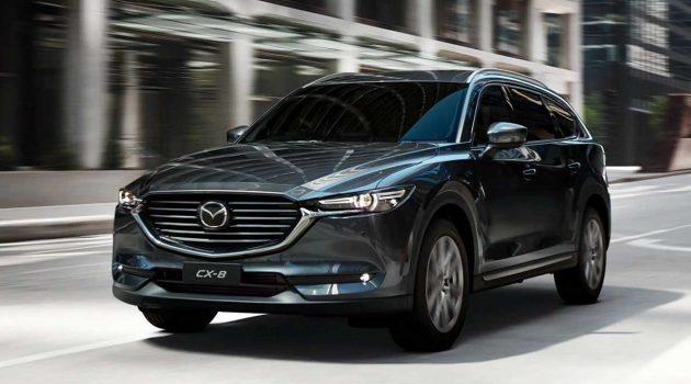 2020年2月大马汽车销量: Mazda 挤入5强