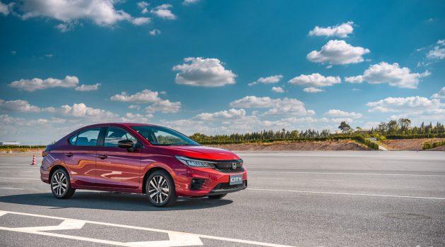 2020 Honda City 将会获得全新的1.5L引擎
