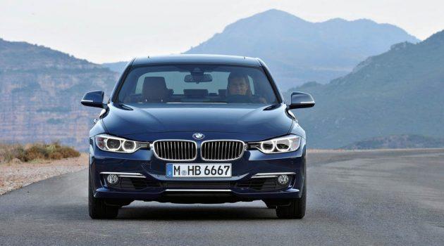 最超值二手车:BMW 328i F30