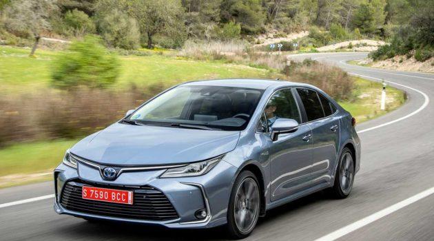 Toyota Corolla 将会有全新1.5L 自然进气引擎入列,最大马力103Hp