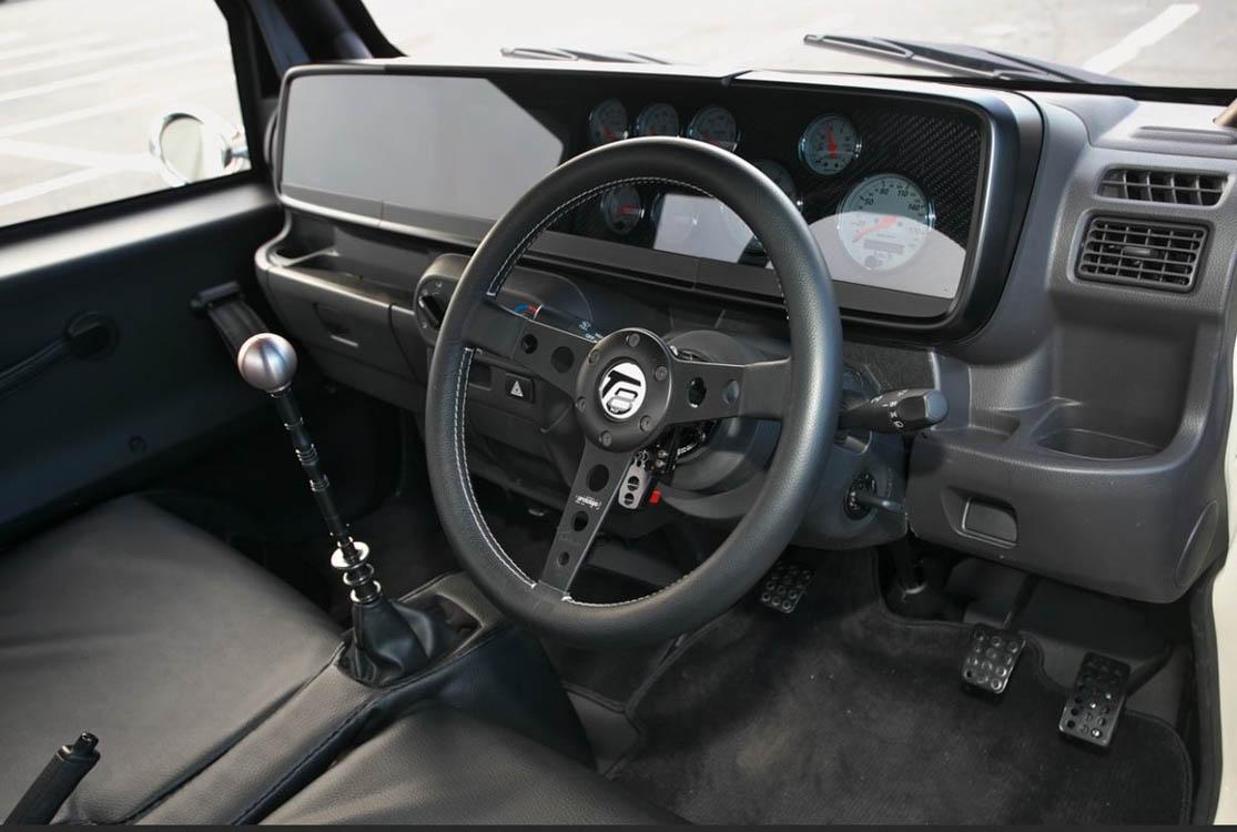 Honda T880,一辆可爱炫酷的小型民用皮卡车