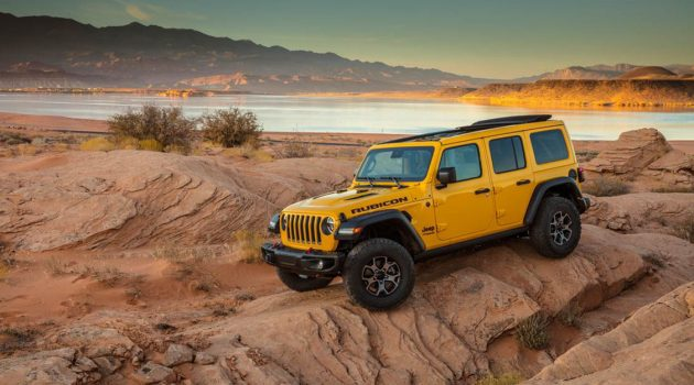 Jeep Wrangler Rubicon 在我国售价 RM355,000,你们觉得OK吗?