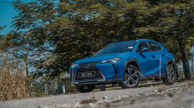 Lexus UX 正式发表,售价由 RM243,888 起跳