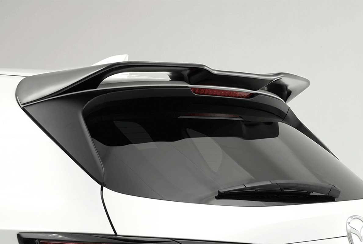 Mazda CX-5 Balena 改装套件出炉,外观十分花俏夺目