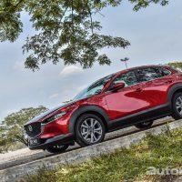 Mazda CX-30 1.8 Skyactiv-D ,满满的家庭风味