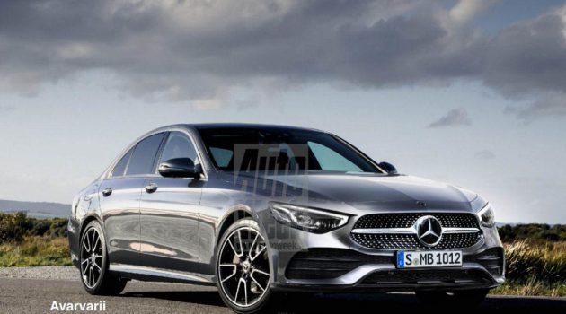 2020 Mercedes-Benz C Class 规格流出,或将搭载 AMG A45 的涡轮引擎
