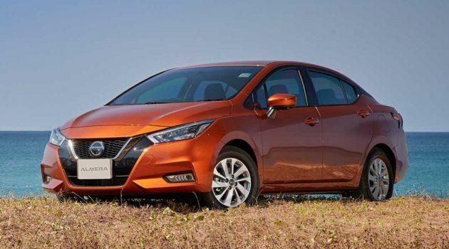 2020 Nissan Almera 加速实测,0-100 11.32秒