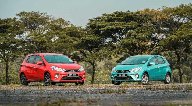 Perodua 正式宣布,将全面配合政府抗疫