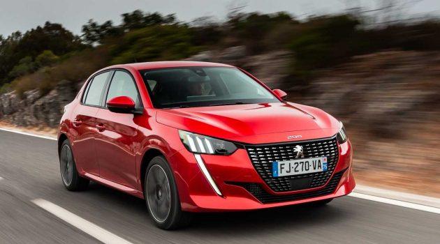 Peugeot 208 成为2020欧洲年度风云车款