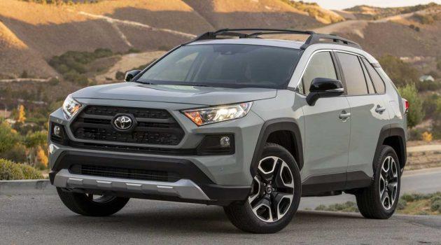 全球最畅销 SUV 车款榜单出炉,日系品牌成最大赢家
