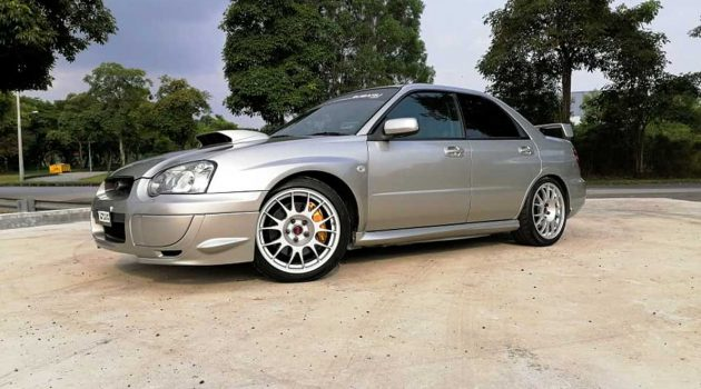Subaru Impreza STi S203 寻找新主人,售价只需 RM88,000!