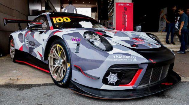 2020 Super GT 正式开幕,购买入门票有机会赢取 Toyota GR Supra