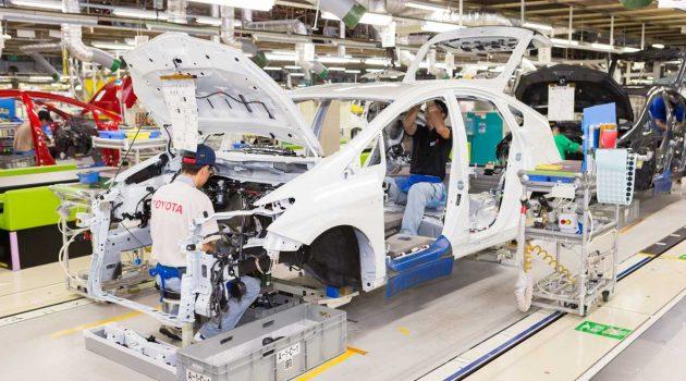 Toyota 工厂开始生产医疗器材协助抗击疫情