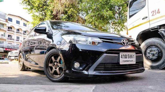 泰疯狂,Toyota Vios 移植 Honda K20A VTEC 引擎