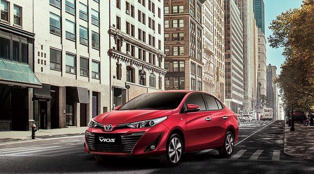 Toyota Vios 的历史:它是 Toyota 重要车款之一