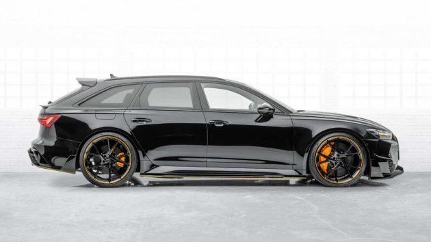 2021 Audi RS6 Avant Mansory ,720 Hp的奶爸战驹 | automachi.com