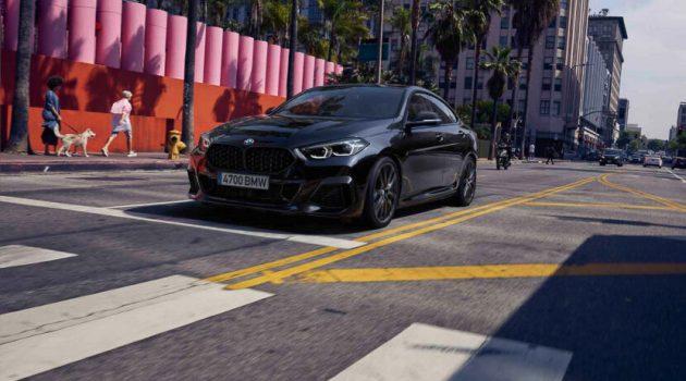 BMW 2 Series Gran Coupe Black Shadow Edition 正式登场