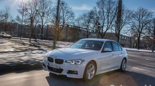 最超值二手车: BMW F30 330e