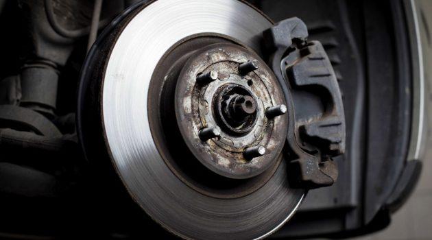 Brake Noise 原因与处理方法