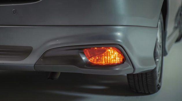Rear Fog Lamp 真正的功用是什么你知道吗?