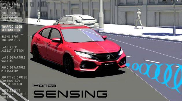 Honda Sensing 先进主动式安全系统好用在哪里?