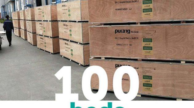 Petronas 购入100张加护病床予防疫前线