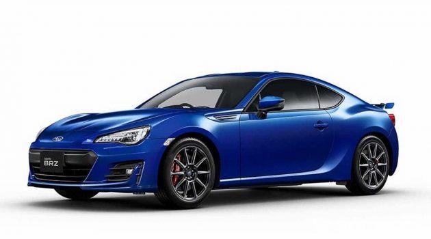 Subaru BRZ Final Edition 登场,经典跑车或即将谢幕