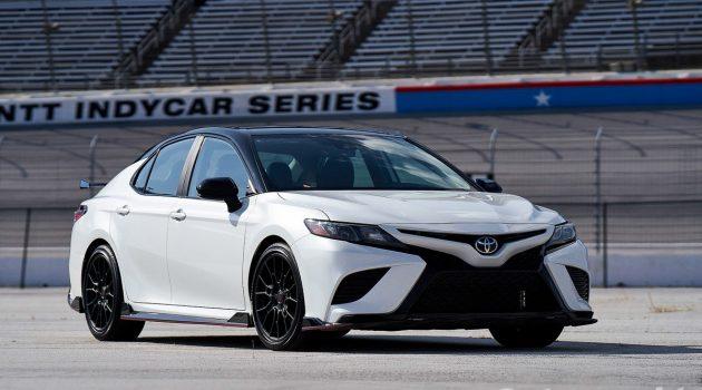 Toyota Camry XV70 将在今年年末推出小改款