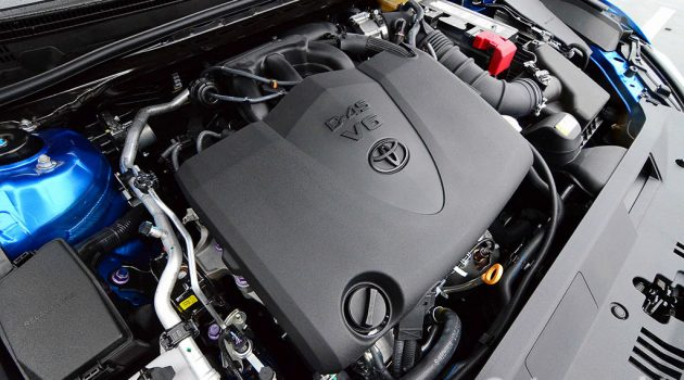 Toyota 3.5L V6 Twin Turbo Hybrid 引擎或在2021年登场