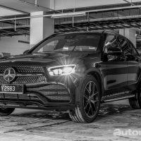 2020 Mercees-Benz GLC300 ,更智能的豪华SUV