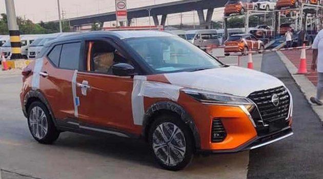 2020 Nissan Kicks 小改款现身,未来或引进大马