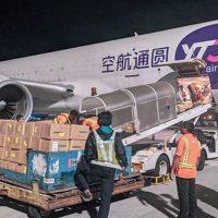 Alibaba 捐赠的第三批医疗物资抵达吉隆坡