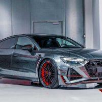 ABT Audi RS7-R,730Hp 的限量轿跑
