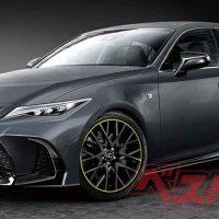 2021 Lexus IS 或将搭载 Supra A90 涡轮引擎,预计5秒破百