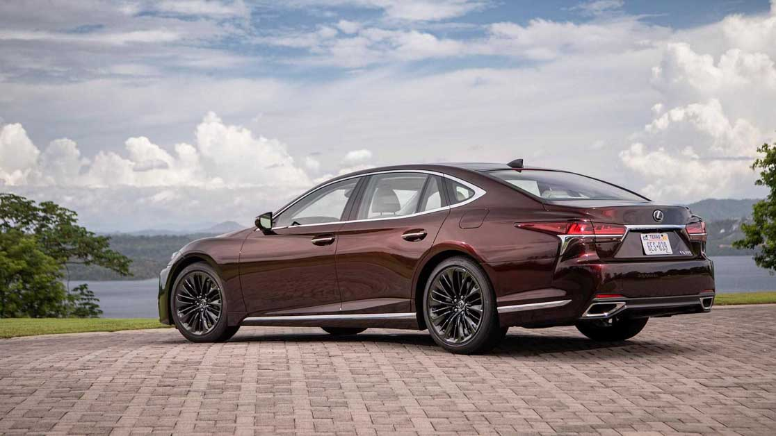 Lexus LS 或将复活5.0L V8 引擎,并新增2.0L 涡轮入门版Lexus LS 或将复活5.0L V8 引擎,并新增2.0L 涡轮入门版
