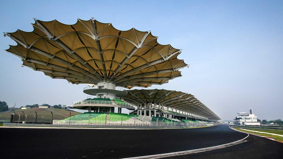 Sepang International Circuit 因疫情关系损失400万令吉