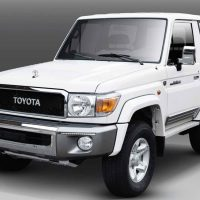 2020 Toyota Land Cruiser 70 以及 Fj Cruiser 发表,虽老但坚固