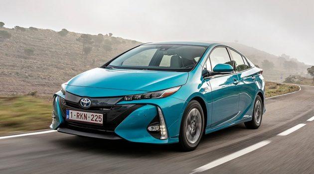 Toyota 击败八大车厂率先达到2021年最新排放标准