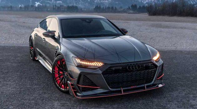 ABT Audi RS6-R 以及 RS7-R 限量发布,ABT 史上最强悍的改装作品