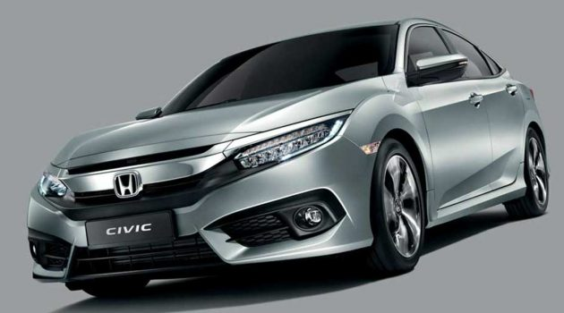 最超值二手车:Honda Civic 1.5 TC