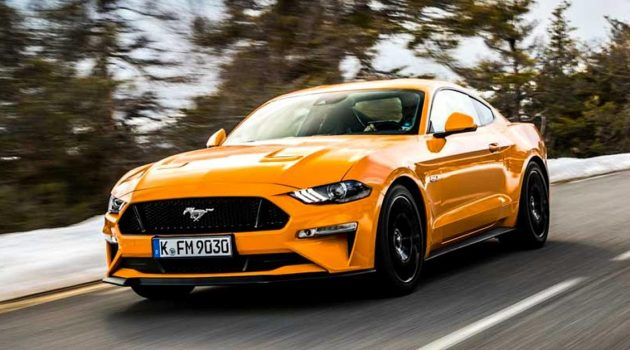 Ford Mustang,2019 全球最畅销的性能跑车