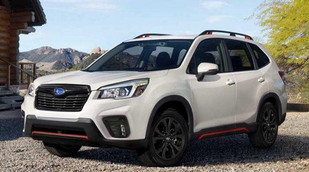 Subaru 旗下四款车荣获 NHTSA 最佳家用车奖