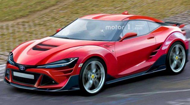 Toyota GR86 将在2021年登场,马力确定拥有255Hp