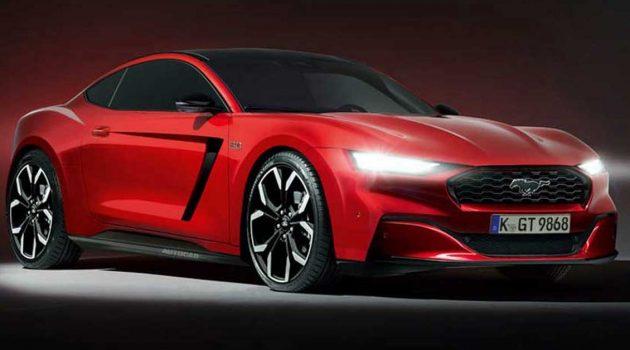 新一代的 Ford Mustang 或将采用 V8 混动引擎以及全轮驱动系统