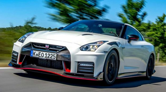 Nissan GT-R R35 或将因法规问题而在2022年停产