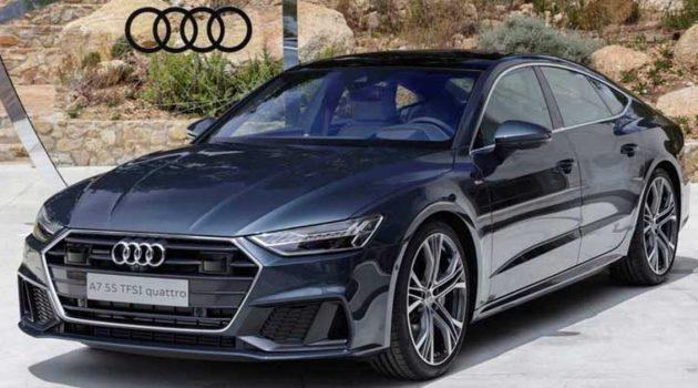 Audi A7 Sportback 复新车登陆我国,开价约 RM509,800
