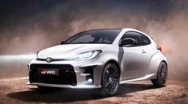 Toyota GR Yaris 或将在2021年登陆我国市场,预售价 RM300,000