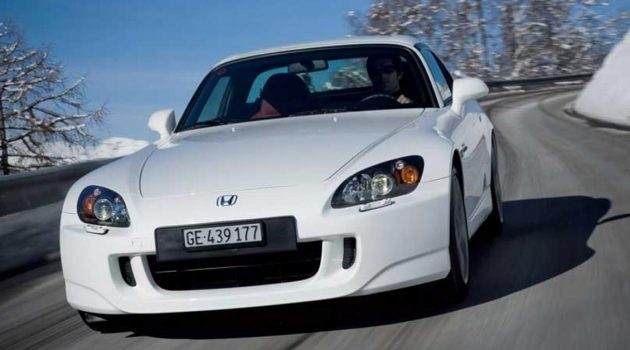 经典车款回顾:Honda S2000,自然进气后驱敞篷跑车的王者!